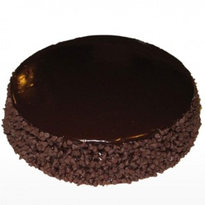 Round Shape Choclate Chip Cake