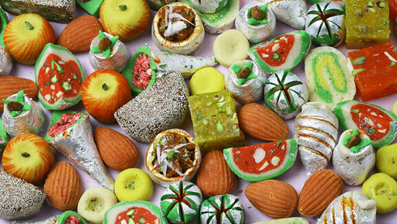 Father's Day Sweets & Dryfruits
