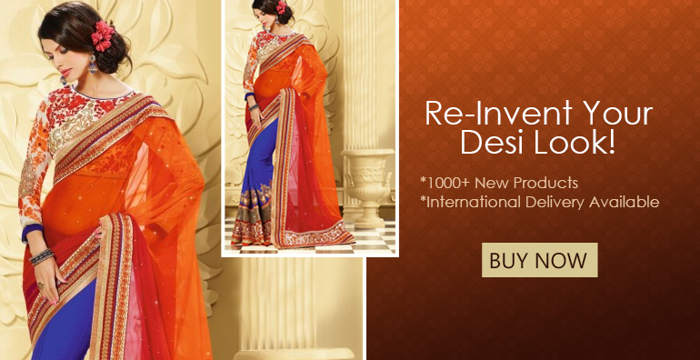 Buy Sarees Online in Ahmedabad