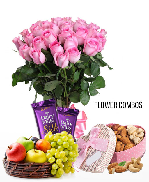 Mother's Day Flower Combos