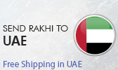 Send Rakhi to UAE